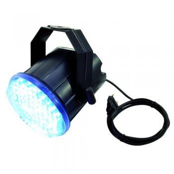 LED-stroboskop, število LED diod: 74 Eurolite LED Techno Strobe 250 bel