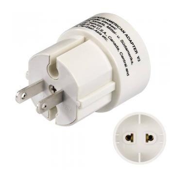 Potovalni adapter za Ameriko 00044211 Hama