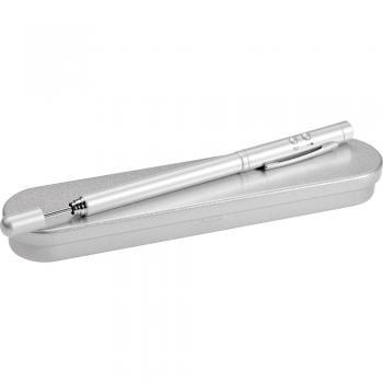 Laserski kazalnik z žepno lučko in kazalno palico 28888c3 Conrad
