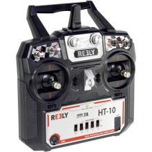 Reely HT-10 ročno-daljinsko krmiljenje 2,4 GHz število kanalov: 10 vklj. s sprejemnikom