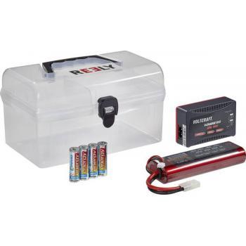 Reely Elektrobox brezkrtačni Tamiya vtič, začetniški komplet, brez daljinskega vodenja
