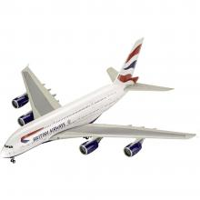 Revell 03922 A380-800 British Airways Model letala, komplet za sestavljanje 1:144