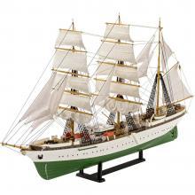 Revell 05695 GORCH FOCK - 60th Anniversary Model plovila, komplet za sestavljanje 1:253
