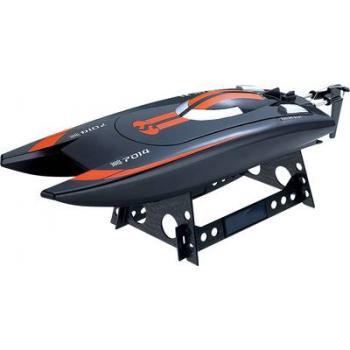 Amewi Dirkaški katamaran 7014 RC motorni čoln 100% RtR 350 mm
