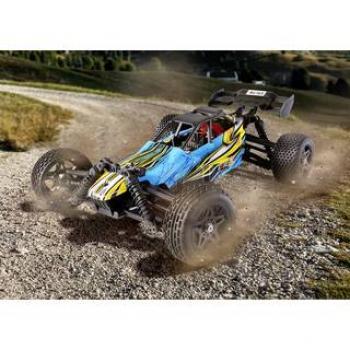Reely CORE Z Brushed 1:10 XS RC Elektro Buggy pogon na vsa kolesa (4WD) RtR 2,4 GHz vklj. baterija in polnilec