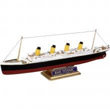 Model ladje Revell R.M.S. Titanic, 05804, komplet za sestavljanje