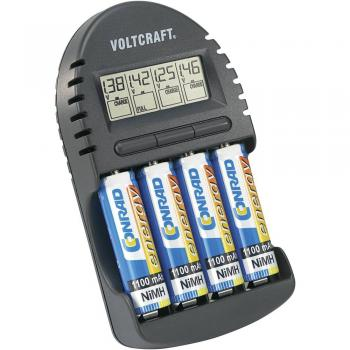 VOLTCRAFT BC-300 Micro (AAA), Mignon (AA) polnilna naprava