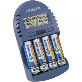 VOLTCRAFT BC-500 Micro (AAA), Mignon (AA) polnilna naprava