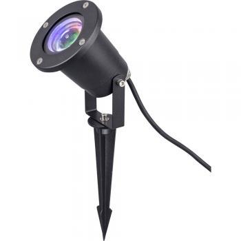 Polarlite RGB snežinke LED projektor