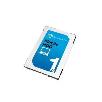 "Seagate 6.3cm (2.5"") 1TB SATA3 Mobile HDD 5400 intern bulk"
