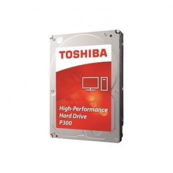 "Toshiba 8.9cm (3.5"") 2TB SATA3 Desktop P300 Red 7200"