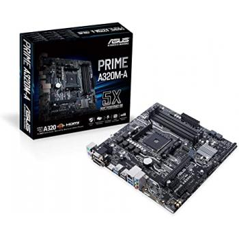 AMD AM4 ASUS PRIME A320M-A M-ATX, 4xD4 2667