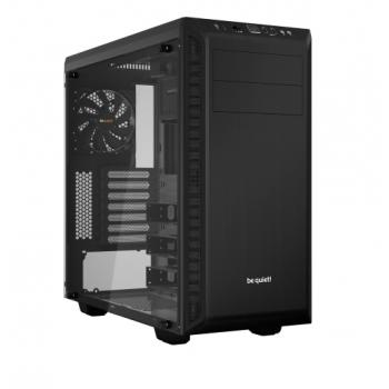 Midi be quiet! PURE BASE 600 black window
