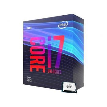 Intel S1151 CORE i7 9700KF BOX 8x3,6 95W WOF GEN9