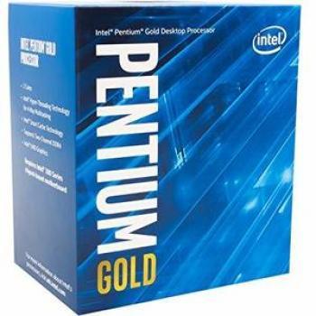Intel Pentium G5400 Gold BOX