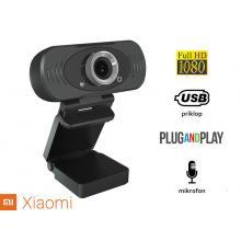 Spletna kamera XIAOMI W88S, USB, 1080p fullHD, Video call, Plug&Play + mikrofon