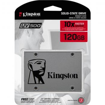 "Kingston SSD 2,5"" 120 GB UV500"