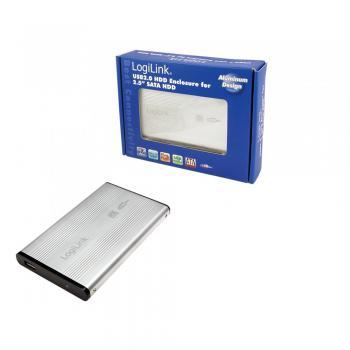 "LogiLink ohišje za 2.5"" HDD/SSD USB 2.0"