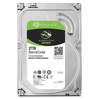 Seagate Barracuda 2TB trdi disk, 7200rpm