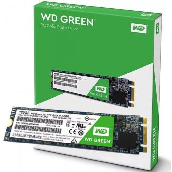 WD GREEN M.2 2280 SSD 120 GB
