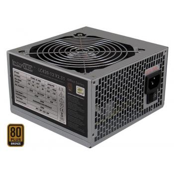 350W LC-Power LC420-12 V2.31 80+
