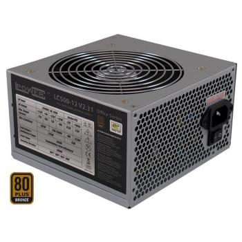 400W LC-Power LC500-12 V2.31 80+